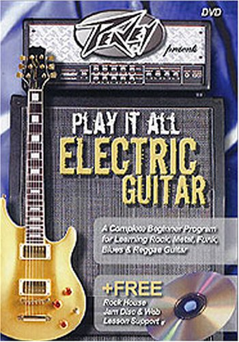- Peavey Presents, Play It All Electric Guitar Beginner