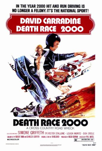 Death Race 2000 27x40 Movie Poster (1975)
