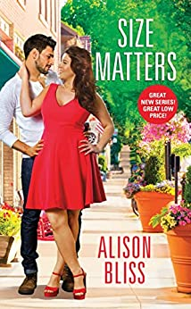 Size Matters (A Perfect Fit) by [Bliss, Alison]
