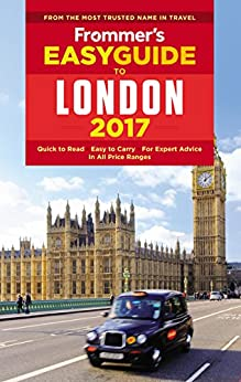 Frommers EasyGuide London 2017 Guides ebook product image