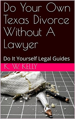 Do your own texas divorce without a lawyer do it yourself legal do your own texas divorce without a lawyer do it yourself legal guides by solutioingenieria Gallery