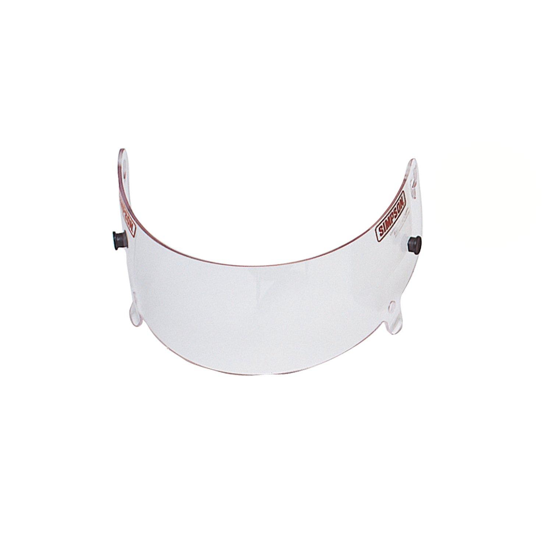 Simpson Racing 88600A Shield-Clear Super Shark//Invader//Valor Helmet