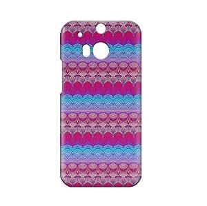 Hairs HTC One M8 3D wrap around Case - Design 23