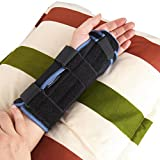 Velpeau Carpal Tunnel Wrist Brace - Fits Both Hands - Sleep Support at Night, Relief for Tendonitis, Arthritis, Sprains & Strains, Support Recovery Wrist Pain & Sports Injuries for men & women(Medium)