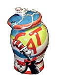 Dr. Seuss Cat In The Hat Movie Cookie Jar 2003