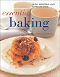 Essential Baking, Carole Clements, 0754806677