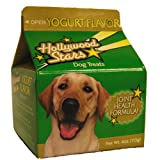 Jrb Foods Hollywood Stars Dog Treats, Yogurt Flavor, 4-Ounce (Pack of 8) For Sale