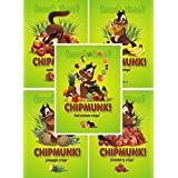Chipmunk Freeze Dried Fruits (Variety Pack, 10)