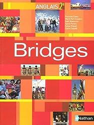 Anglais 2e Bridges : Programme 2003