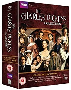 The Charles Dickens BBC Collection Box Set: Pickwick Papers / Oliver Twist / A Christmas Carol / Martin Chuzzlewit / David Copperfield / A Tale of Two Cities / Great Expectations / Our Mutual Friend [Reino Unido] [DVD]