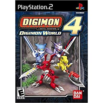 digimon world 4 ps2 download