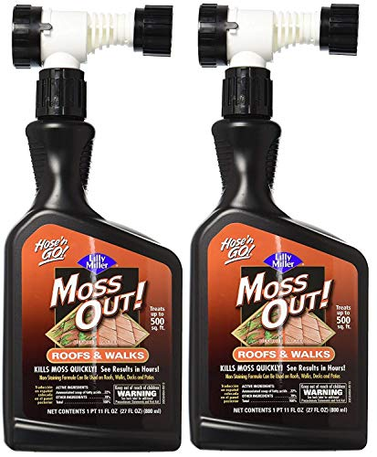 Lilly Miller Moss Out Roofs Walks Ready To Spray 27oz - Lawn Moss Out