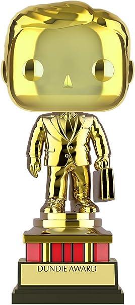 The Office - Customizable Chrome Dundie Award