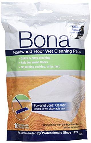 Bona Hardwood Cleaning Pads Pack