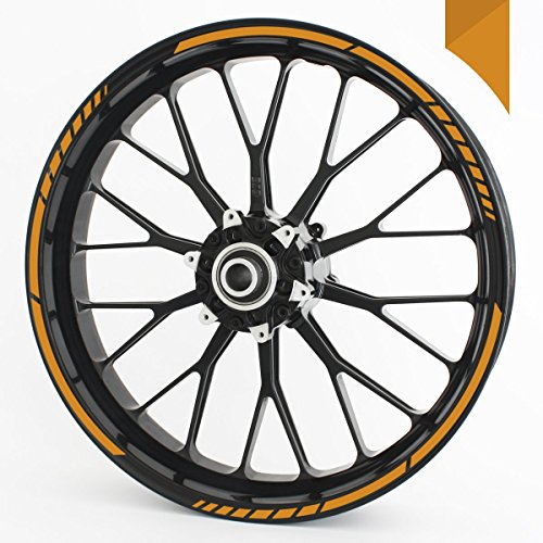15 Inch Motorcycle Rims - 3