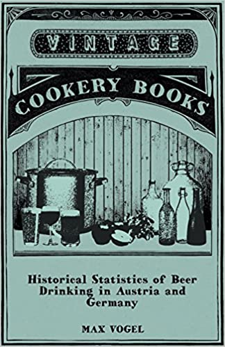 Historical Statistics of Beer Drinking in Austria and