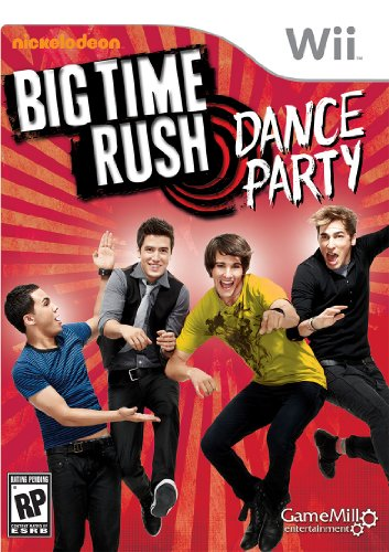 Big Time Rush: Dance Party - Nintendo Wii by Game Mill