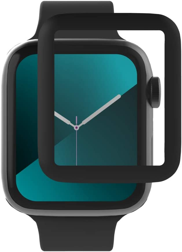 ZAGG InvisibleShield Glass Fusion - Engineered Hybrid Glass - Case Friendly Screen - Made for Apple Watch (42mm) Series 1/2/3 (200304653)