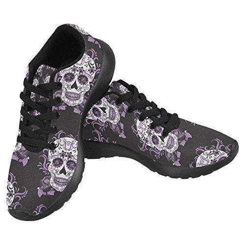 InterestPrint Womens Jogging Running Sneaker Lightweight Go Easy Walking Casual Comfort Sports Running Shoes Multi 14 hxpH44K0