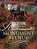 Front cover for the book Richmond's Monument Avenue by Sarah Shields Driggs