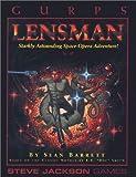 Gurps Lensman: Starkly Astounding Space-Opera Adventure