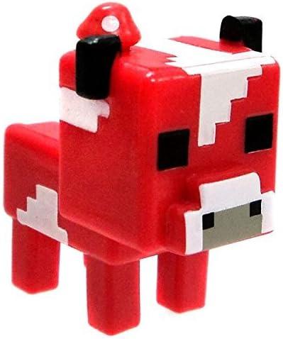 Minecraft Build-A-Mini Blind Pack Figure 3-Pack Dig In Set Bundle Mattel