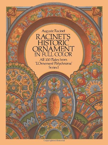 Auguste Racinet Complete Costumes History - Racinet's Historic Ornament in Full Color