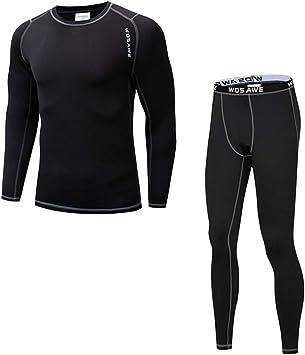 Mens Cycling Compression Under Thermal Base Layer Jersey Shirt Tops Shorts Pants