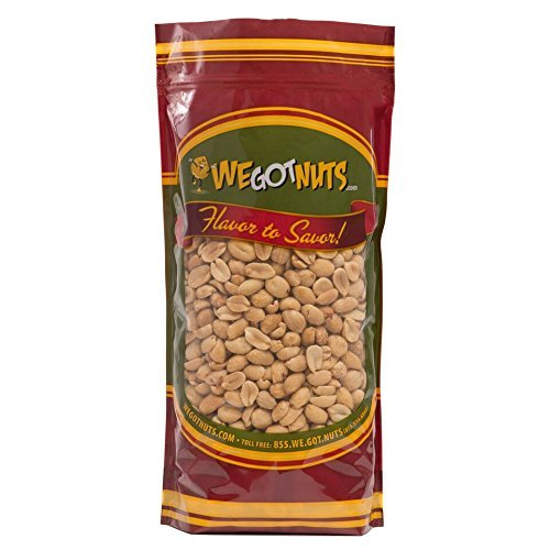 We Got Nuts Peanuts Unsalted product image