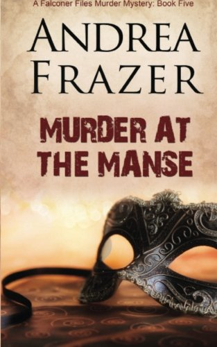 book cover of Murder At the Manse