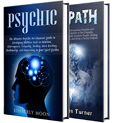 Psychic Empath: Secrets of Psychics and Empaths and a Guide to Developing Abilities Such as Intuition, Clairvoyance, Telepathy, Aura Reading, Healing Mediumship, and Connecting to Your Spirit Guides (Astral Projection Jewelry)