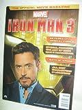 Official Movie Magazine Marvel Iron Man 3