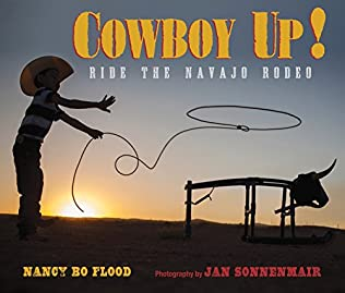 book cover of Cowboy Up!: Ride the Navajo Rodeo