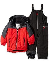 Boys' Heavyweight 2-Piece Skisuit Snowsuit