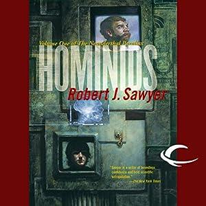 Hominids Audiobook