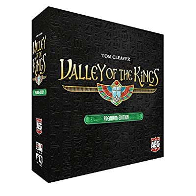 Valley of The Kings: Premium Edition: Toys & Games