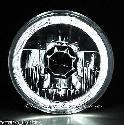 5 3/4 White Led Halo Halogen Light Bulb Headlight in US - 6