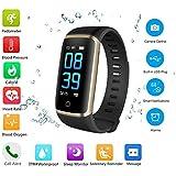OOPPEN Fitness Tracker Smartwatch Impermeabile IP68 Orologio Fitness Tracker