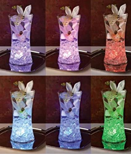 Amazon Submersible Water Lights Color Changing Led Light With