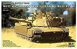 Rye Field Model M1A2 SEP Abrams Tusk I/Tusk II/M1A1 Tusk Battle Tank Model Kit