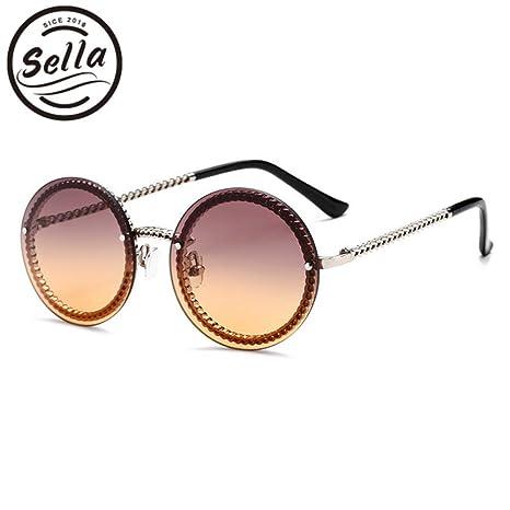 Yangjing-hl Nuevas Tendencias Moda Mujer Gafas de Sol ...
