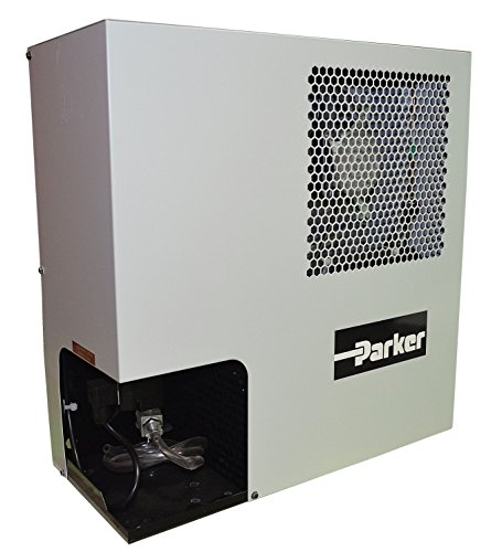 Parker DRD10-115160 Starlette Plus Refrigerated Air Dryer, 115 Volts/1 Phase/60 Hz, 10 cfm, 1/2'' NPTF by Parker