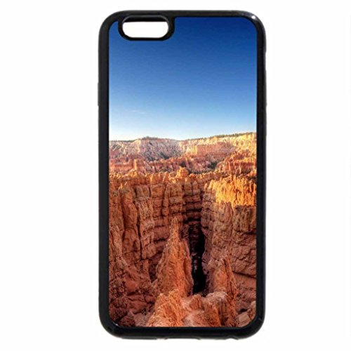 iPhone 6S / iPhone 6 Case (Black) redrock desert canyon