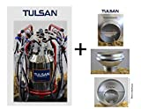 Tulsan, Classic Goat Quadruple Milking Machine, portable electric milking system complete w/ wheels for small and medium dairy farms. 4 Complete cup sets to milk 4 goats that is up to 24 goats in 1 hr