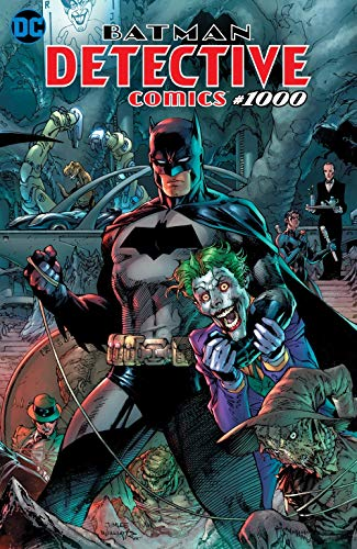Pdf Graphic Novels Detective Comics #1000: The Deluxe Edition