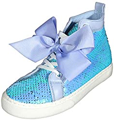 Reversible Sequins High Top Sneakers