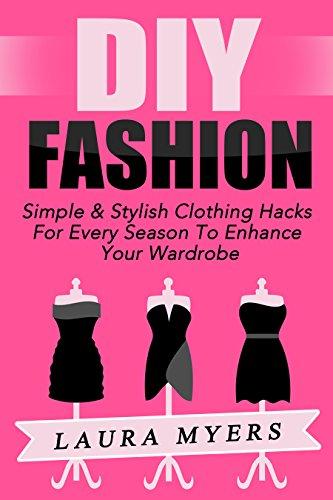 DIY Fashion: Simple & Stylish Clothing Hacks For Every Season To Enhance Your Wardrobe (Fashion, Style, Stylish, Simple, Clothing Hacks, Trendy, Wardrobe, ... crochet, knitting, household hacks, DIY)