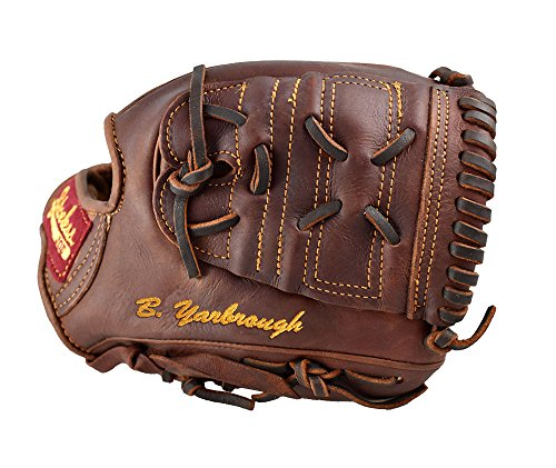 - Shoeless Joe Gloves Custom Personalized 11 1/4-Inch Closed Web Baseball Glove (Right Hand Throw)