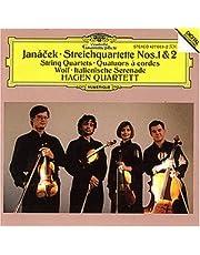 Streichquartett 1 und 2 / italienische Serenade
