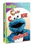DVD : Sesame Street: C Is for Cookie Monster